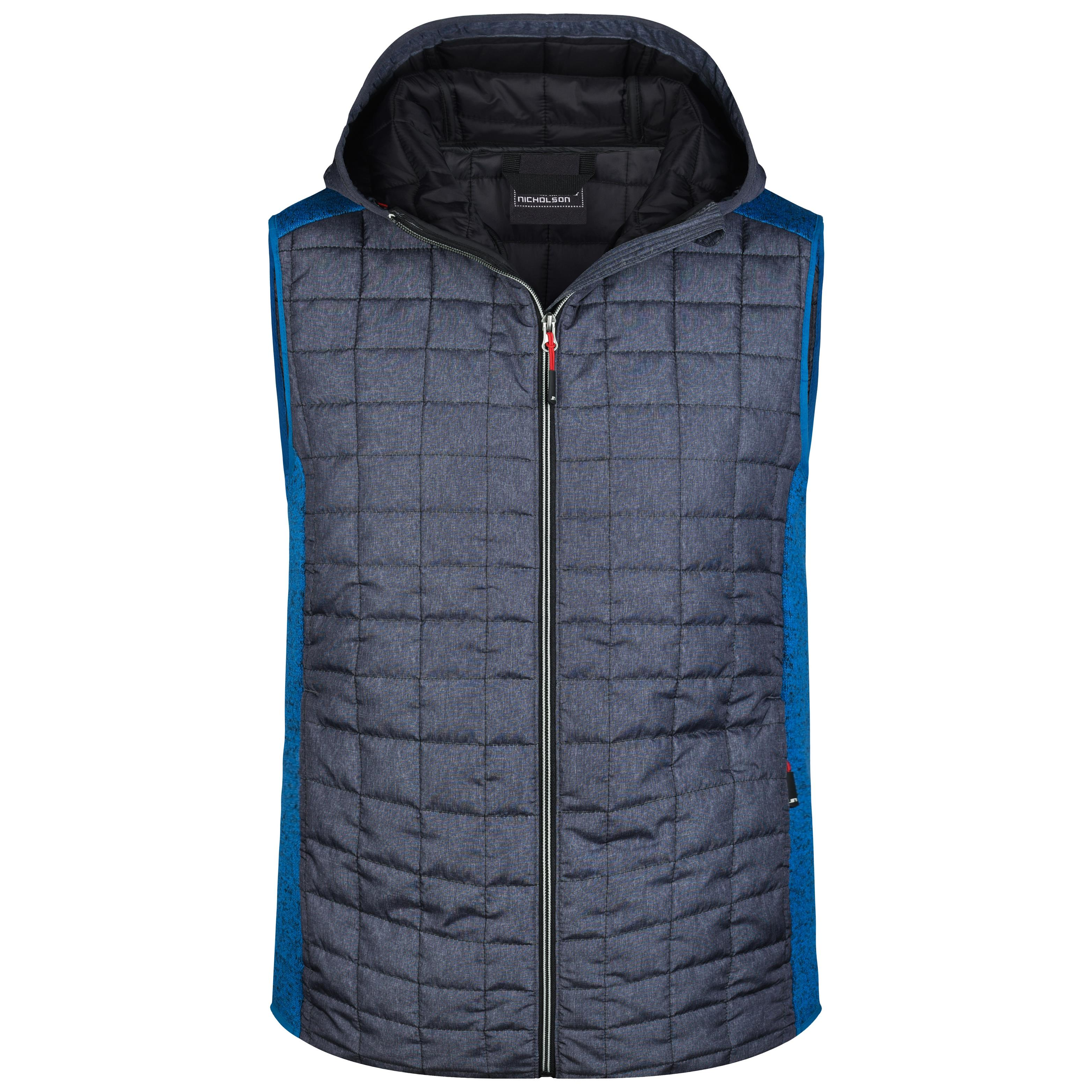 Men´s Knitted Hybrid Vest