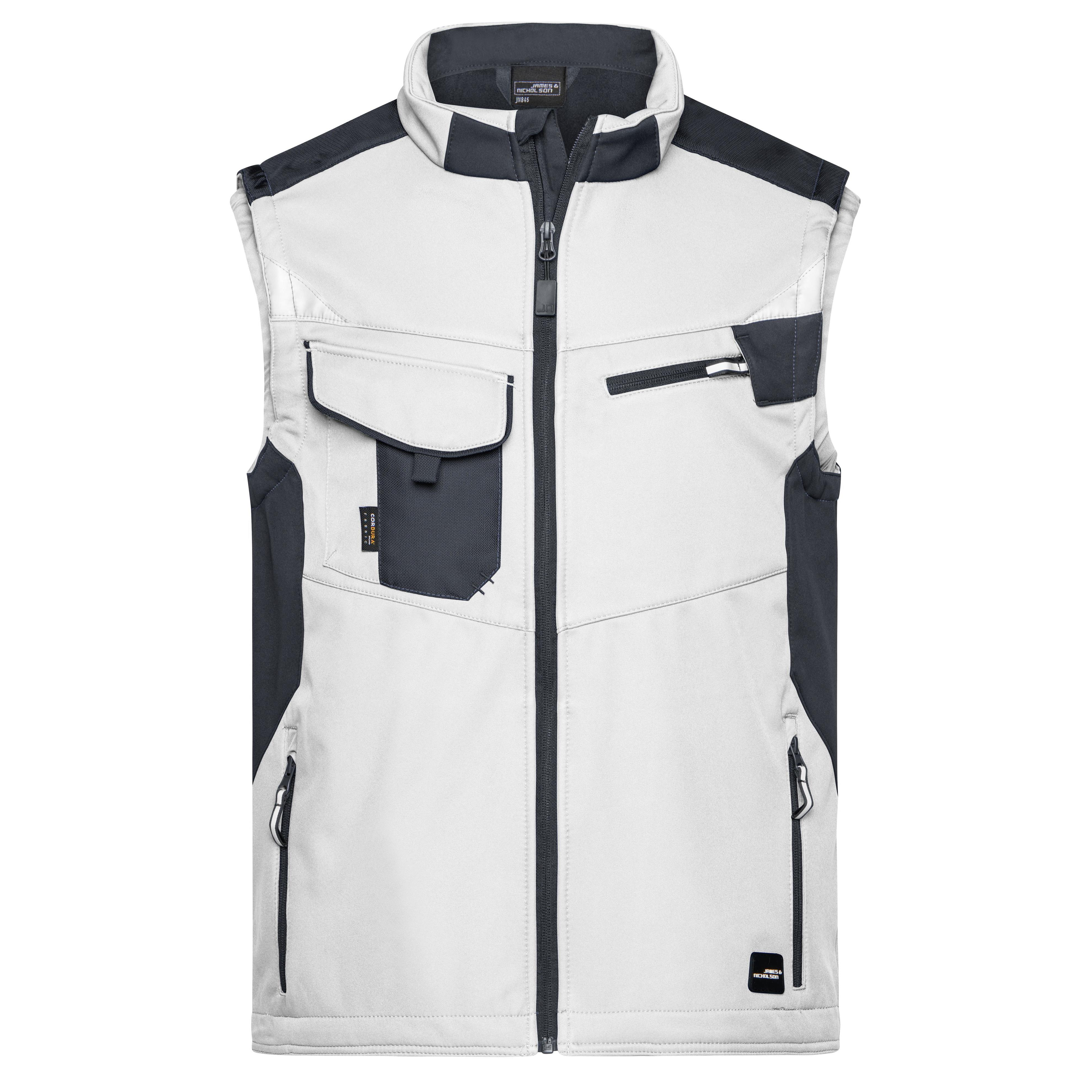 Workwear Softshell Vest - STRONG -