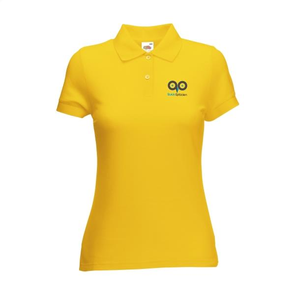 Fruit 65/35 Polo Damen