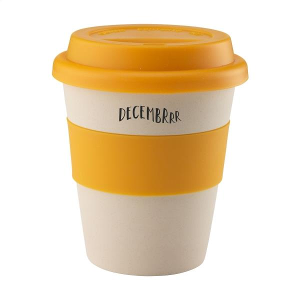Eco Bamboo-to-Go Becher